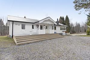 Huset i Lassön är ett vinterbonat fritidshus.