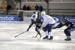 Det blir nya förutsättningar i allsvenskan för Falu BS och Katrineholm.