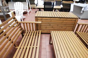 På Plantagen är trenden att kunderna ska kunna matcha både möbler och tillbehör.