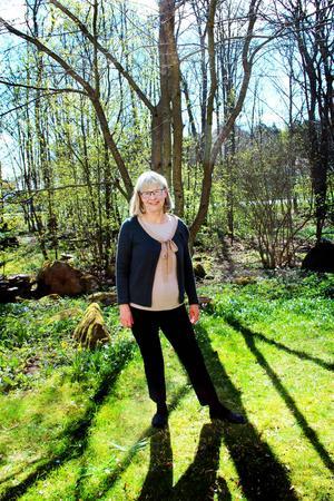 Just nu arbetar Ingrid Iremark med att marknadsföra Sverige.