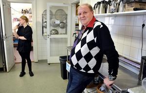 Gunnar Dahl gläds åt omdömet som förra årets golfgäster gett restaurangen, vilket kanske inte är så konstigt med tanke på att den utsågs till bäst i Sverige.