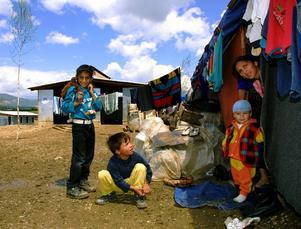 Per Hedman oroas över alla de barn som far illa i spåren av alla konflikter. Att det flyttas resurser från viktiga biståndsprogram ser han mycket allvarligt på.
