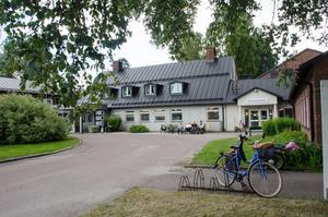På Hagbacksgården bor det 44 personer.  Foto: Elin Turpeinen
