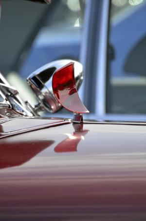 Detaljer. Det fanns gott om häftiga detaljer på bilarna på motordagen.