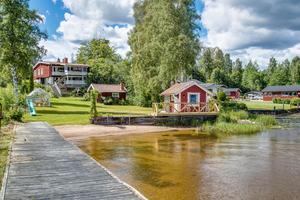 Friliggande villa, Söderbärke.