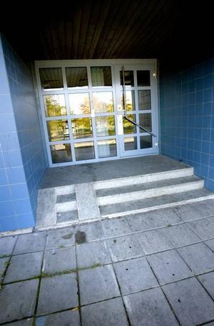 PLATSEN. Det var här, på Stora esplanadgatan, som den 29-årige Göteborgaren knivskadades i huvudet.