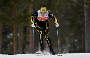 Maria Nordström, gävletjej som tävlar för Ulricehamn kvalade in som 22:a
