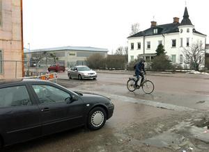 Det ska bli stopplikt på Baldersgatan. Då får cyklister längs Pilgatan företräde.