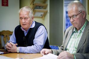 Håkan Berggren och Håkan Frank vill ha sagt att återinförd medicinjour med medicinläkare dygnet runt i Ludvika skulle innebära en avsevärd förbättring för patienterna.