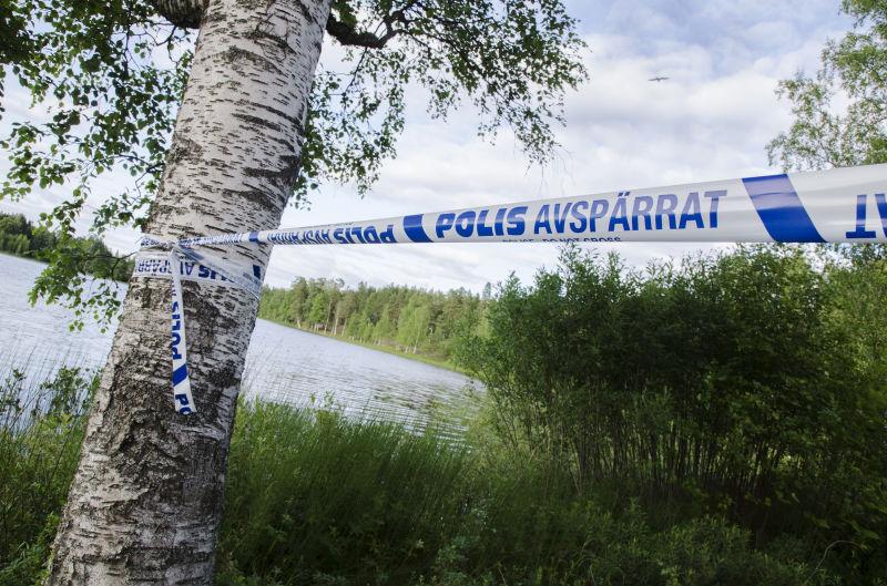 Brott kan ligga bakom drunkning