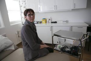 Trekanten kommer att vara bemannad med läkare minst tre dagar i veckan, berättar Pernilla Norström.