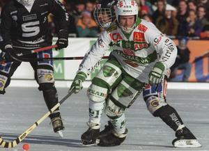 Ola Fredricson i Västerås SK.
