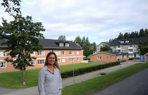 – Bojsenburg är nu ett av våra mest populära bostadsområden, säger Kopparstadens marknadschef Elke Herbst.