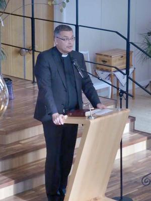 Svenska Missionskyrkans föreståndare Göran Zettergren. Bild: Allan Nilsson.