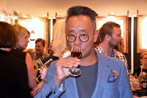 Stanley Wong, VD för Svenska Dryckesmässor som tillsammans med Aros Congress Center arrangerade mässan.