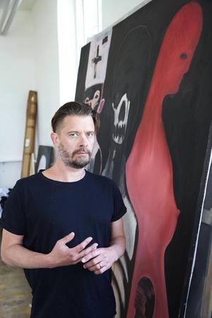 Jesper Waldersten är extremt produktiv och producerar stora mängder med material.