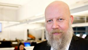 Daniel Nordström, VLT:s chefredaktör