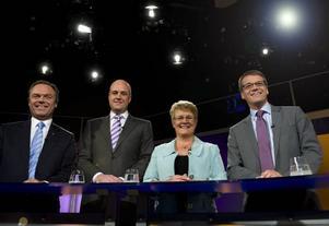 Den borgerliga regeringsalliansen hade hoppats på en debatt om EU-valet...