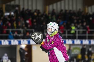 Målvakten Jonas Svensson stannar i Ljusdal.