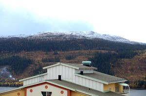 Och Renfjället, sett från Åresidan.