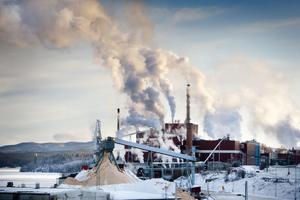 Det investeringspaket som nu ska genomföras i Dynäsfabriken är det största på många år.