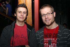 Konrad. Martin och Markus