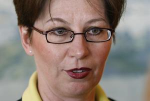 Anna Hagwall, 2:e vice partiledare för Sverigedemokraterna