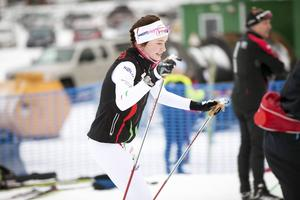 Sofia Henriksson deltar i Skandinaviska cupen i helgen.