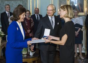 2016 delade drottning Silvia och kung Carl Gustaf ut Prins Eugen-medaljen till Pye Aurell Ehrström, arkitekt, på Stockholms slott. Fredag 17 november är det dags för årets ceremoni.