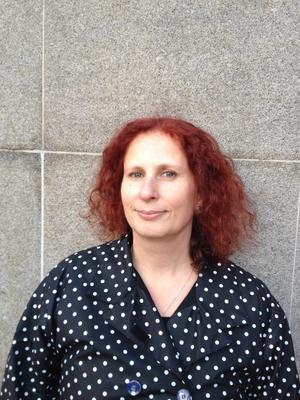 Sara Thomée, psykolog och forskare i arbets- och miljömedicin vid Göteborgs Universitet.