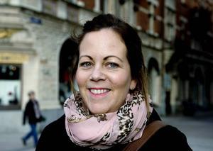 Maria Högberg.