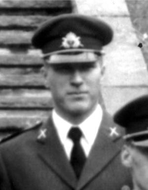 Fänrik Mattias Flink var anställd vid Dalregementet i Falun. I dag friges han villkorligt efter 20 år i fängelse för sju mord och tre mordförsök.