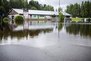 Söndagen den 11 augusti 2013 översvämmades stora delar av Vågbro, nu går kommunen med i ett delvis EU-finansierat projekt för att undvika stora skador i framtiden efter liknande händelser.