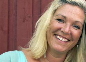 Förskolechef Stina Mandl Pettersson.