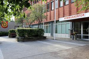 Kommunkontoret i Ånge
