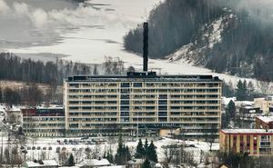 Sollefteå sjukhus med många jourlinjer