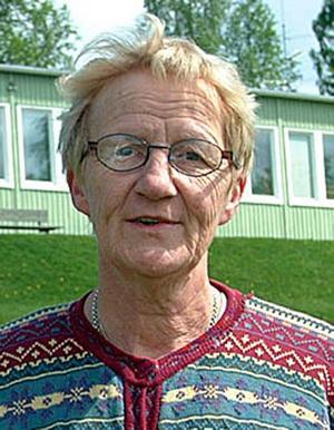 Maud Westerberg, styrelseledamot  i Borgvattnets ekonomiska bygdeförening.