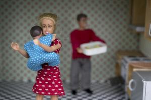 Det är svårt för kvinnor att få ihop ekvationen att vara både framgångsrik ledare i näringslivet och att prioritera familjen.