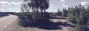 Avrättningsplatsen Trekanten på gränsen mellan Österfärnebos, Torsåkers och Årsundas socken.