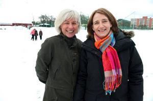 Titti Werner och Anneli Wikman har skrivit boken Vett och etikett för idrottsföräldrar.