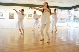 Dans, Kävesta folkhögskola