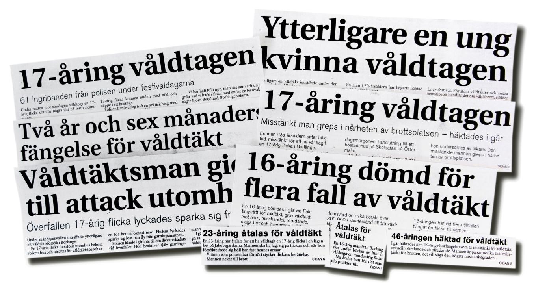 Svensk greps for sexbrott