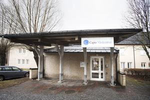 Vårdcentralen i Lina hage.