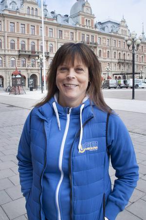 Elisabeth Byström, projektledare för SM-veckan.