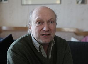 Jan Tholerus ambition är att Knutsbo gård inte
