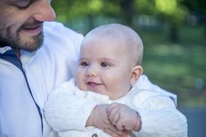 Prins Alexander, son till Prins Carl Philip och Prinsessan Sofia.