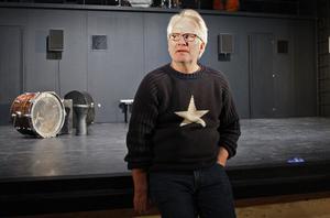 Regissören Olle Törnqvist.