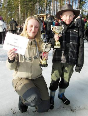 Årets vinnare blev Anna Hedengran och Per-Edvin Johansson.