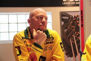 Ola Bengtsson, klubbchef Ljusdals BK.