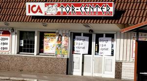 Arkivbild från 2009 då butiken utsattes för ett väpnat rån.